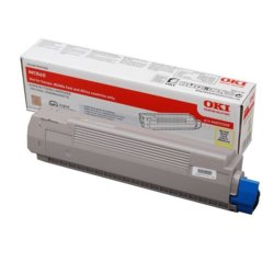 OKI Toner do MC860   YELLOW (10k)           44059209