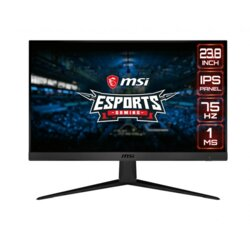 MSI Monitor OPTIX G241V E2 23.8 cala FLAT/LED/FHD/NonT/Czarny