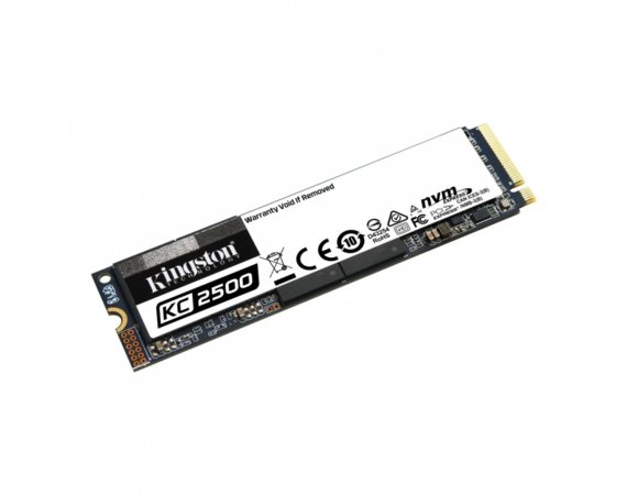 Kingston Dysk SSD SKC2500 1TB M.2 2280 NVMe 3500/2900 MB/s