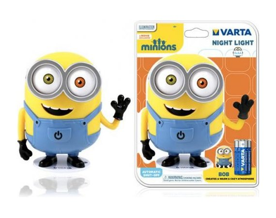 Varta Lampka nocna MINIONS NIGHT LIGHT