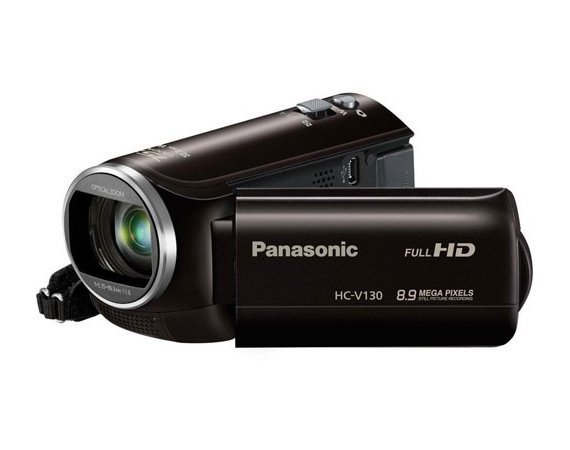 Panasonic HC-V130EP-K black