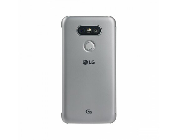 LG Electronics Quick Cover Silver CFV-160 do G5