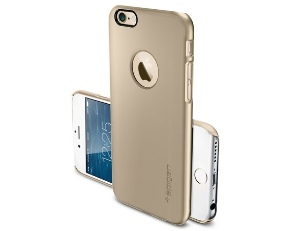 SPIGEN SGP  Fit A Champ. Gold Etui iPhone 6