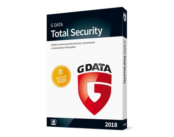 G DATA TotalProtection 2PC 2 Lata BOX