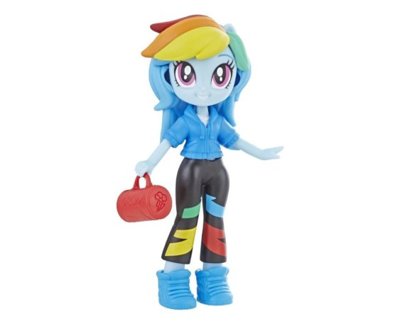 My Little Pony Equestria Girls Minis Modne Mini Laleczki i Rainbow Dash