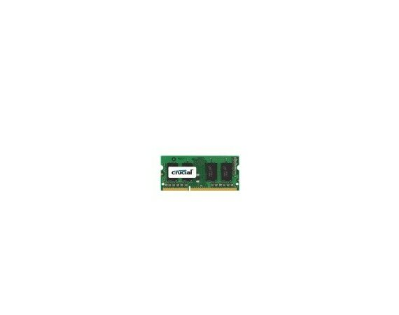 Crucial SODIMM DDR3L 2GB/1600 CL11 204pin