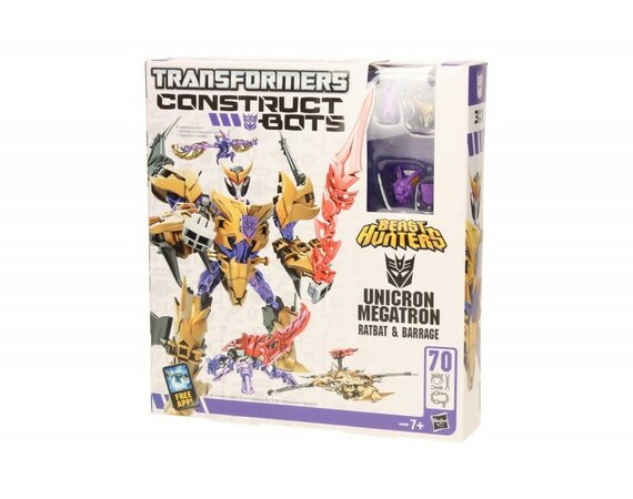 Transformers Beast Hunters A-Bots TeamConstruct