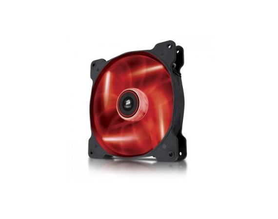 Corsair Fan AF120 LED Red
