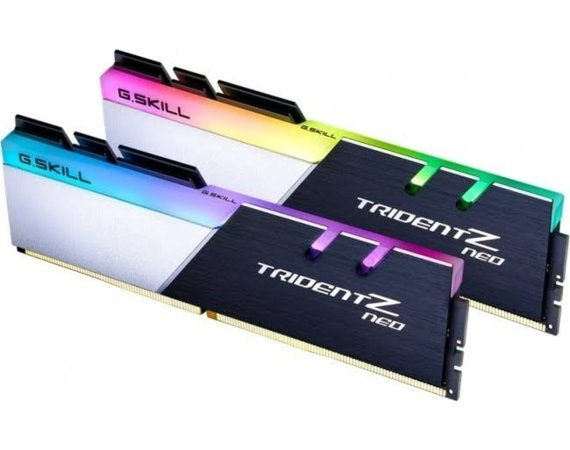G.SKILL Pamięć do PC - DDR4 64GB (2x32GB) TridentZ RGB Neo AMD 3200MHz CL16 XMP2