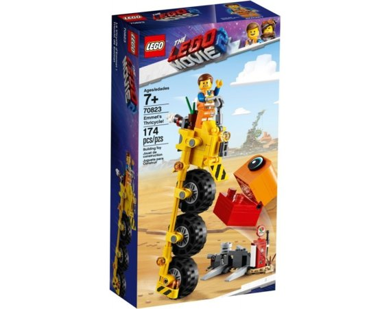 Klocki LEGO The Movie 2 Display GXP-672706