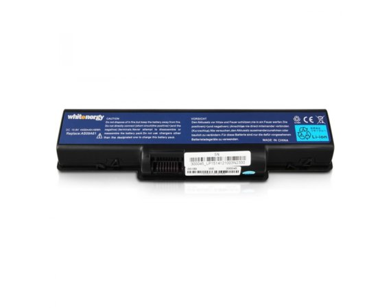Whitenergy Bateria do laptopa Acer Aspire 5732Z 10.8-11.1V 4400mAh czarna