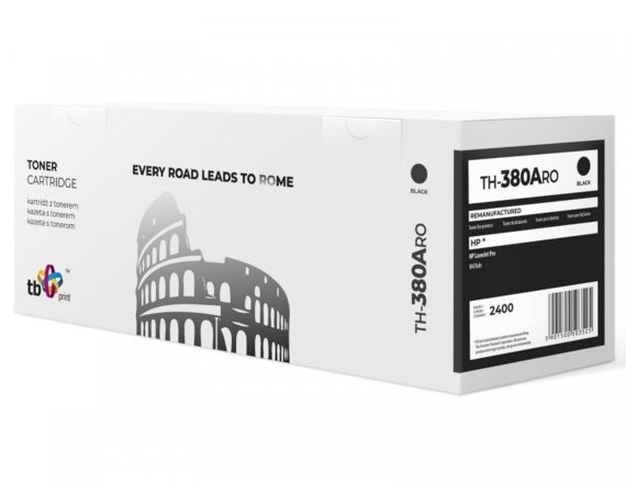 TB Print Toner do HP LJ PRO M476 TH-380ARO BK ref.