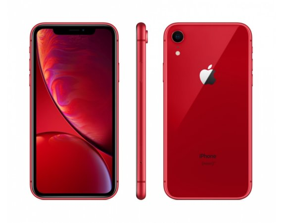 Apple iPhone XR 128GB Czerwony