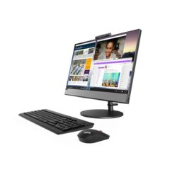Lenovo AiO V530-22ICB 10US000CPB W10Pro i5-8400T/8GB/1TB/INT/DVD/WiFi+BT/21.5 NT/Black/3YRS OS
