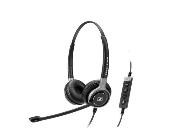 Sennheiser Communications Słuchawki SC 660 USB ML Sype for Business