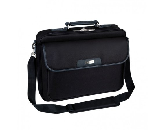 "Targus Notepac 15-16"" CN01 Clamshell Case - Black"