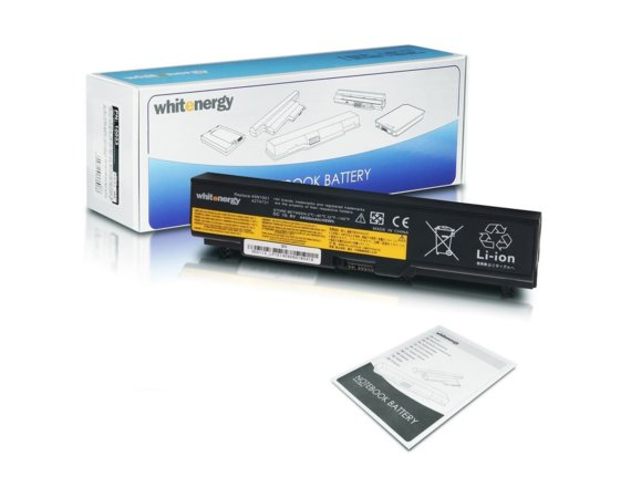 Whitenergy Bateria do laptopa Lenovo T430i 10.8-11.1V 4400mAh czarna
