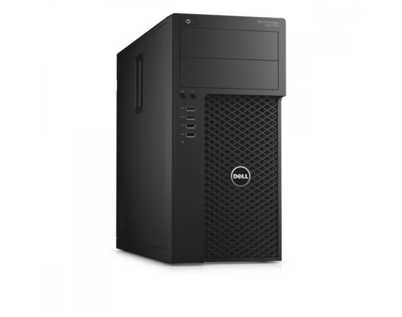 Dell Precision T3620 Win  10Pro  i7-7700/1TB/8GB/DVDRW/KB216/MS116//P600/3Y NBD