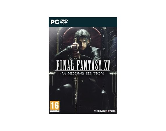 Cenega Gra PC Final Fantasy XV Windows Edition