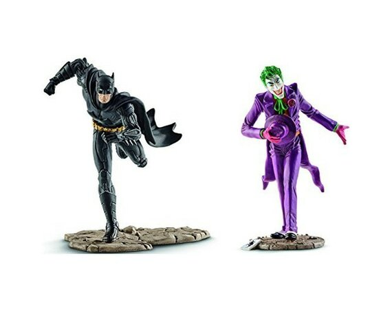 Zestaw Batman vs Joker