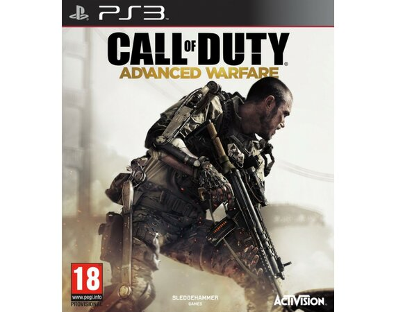 Activision Call of Duty Advanced Warfare PS3 (Napisy PL)