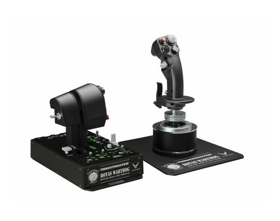 Thrustmaster Joystick HOTAS WARTHOG (Joystick + Throttle) PC