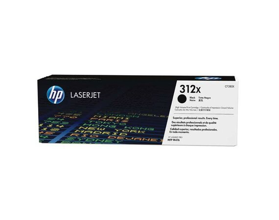 HP Inc. Toner CF380XH Czarny Contract Cartridge