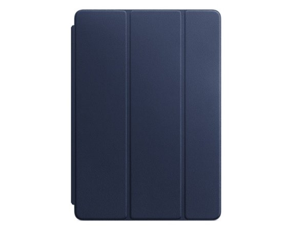 Apple iPad Pro 10.5 Leather Smart Cover - Midnight Blue