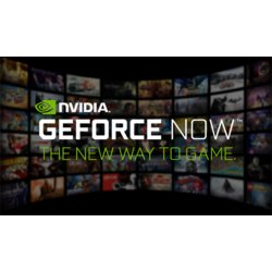 NVIDIA voucher GeForce Now