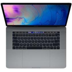 Apple MacBook Pro 15 Touch Bar, 2.6GHz 6-core 9th i7/32GB/512GB SSD/RP555X - Space Grey MV902ZE/A/R1/D1
