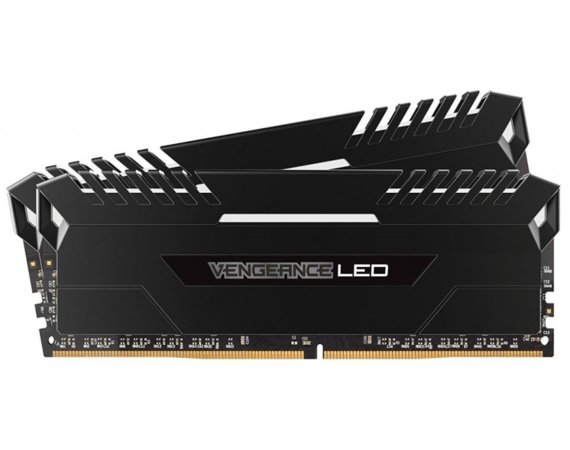 Corsair DDR4 VENGEANCE 32GB/3000 (2*16GB) CL16-20-20-38 White LED
