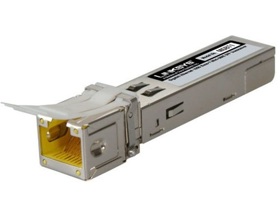 Cisco MGBT1 1000 Base-T Mini-GBIC SFP Transceiv