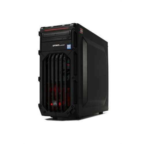 OPTIMUS E-Sport MB360T-CR3 i5-8400/8GB/1TB/1060 6GB/W10H