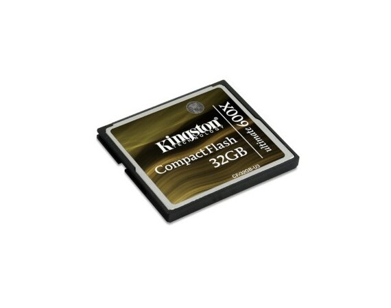 Kingston COMPACT FLASH 32GB Ultimate x600