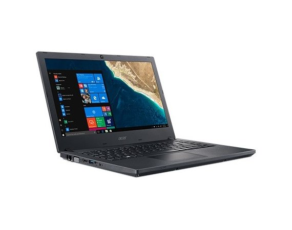 Acer Laptop TravelMate P2510-G2-M-30AM / Intel Core i3-8130U / 15.6 FHD ComfyView LED LCD / UMA / 8GB / 256GB SSD / W10PR64