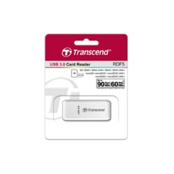 Transcend USB3.0 Multi Card Reader WHITE