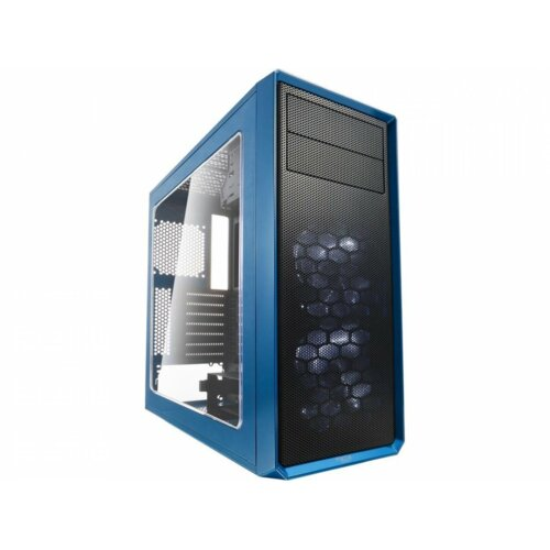Fractal Design Focus G Blue Window 3.5'HDD/2.5'SDD uATX/ATX/ITX