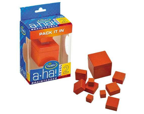THINKFUN Gra Aha! Pack It In