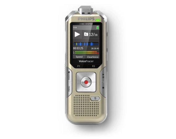 Philips Dictaphone Voice Tracer  8010