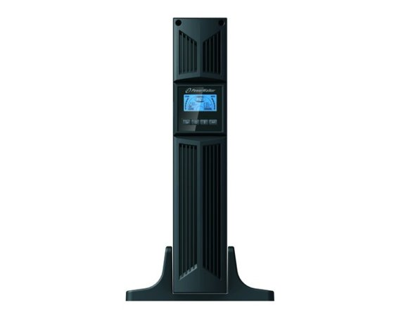 PowerWalker UPS ON-LINE 3000VA 8X IEC + 1x IEC/C19OUT, USB/     232,LCD,RACK 19''/TOWER