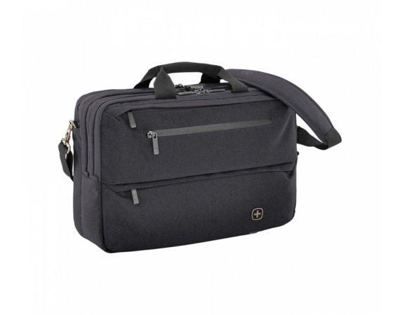 Wenger Torba na laptopa WindBridge 16 cali czarna 602819