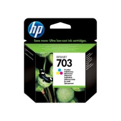 HP Inc. Tusz nr 703 Kolor CD888AE