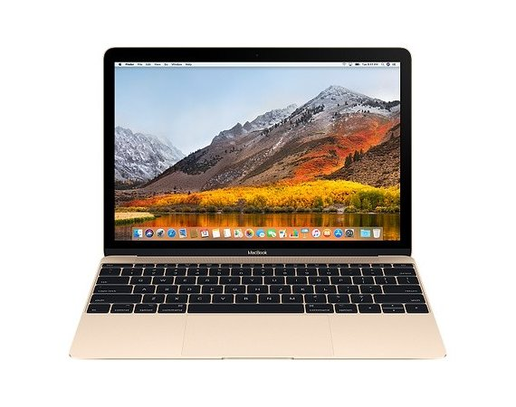 Apple MacBook 12: m3 1.2GHz/8GB/256GB/Intel HD 615 - Gold