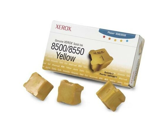 Xerox Tusz Phaser 85X0 yellow, 108R00671