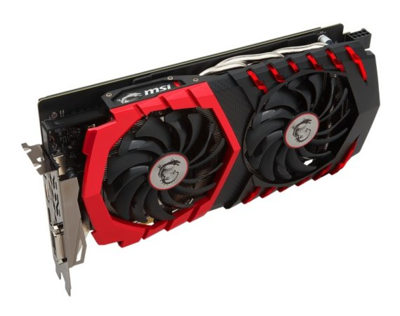 MSI GeForce GTX 1060 6GB 192BIT DVI/HDMI/3DP/HDCP 2.2
