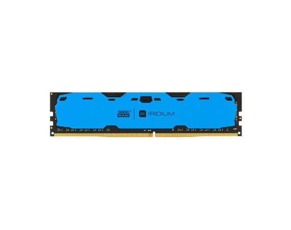 GOODRAM DDR4 IRIDIUM 8GB/2400 15-15-15 1024*8 Niebieska