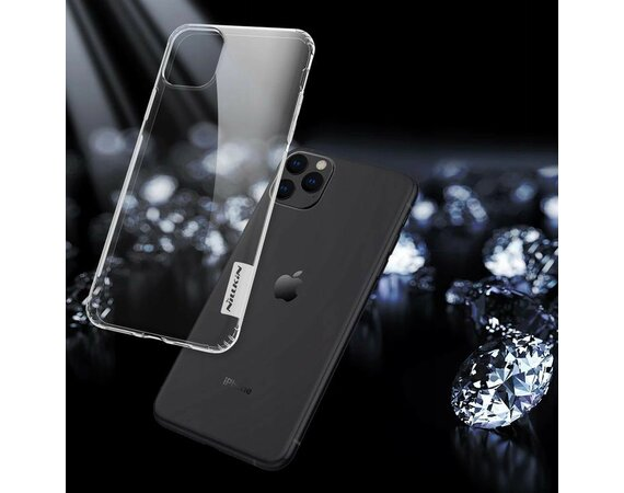 Nillkin Etui Nature iPhone 11 Pro MAX Crystal