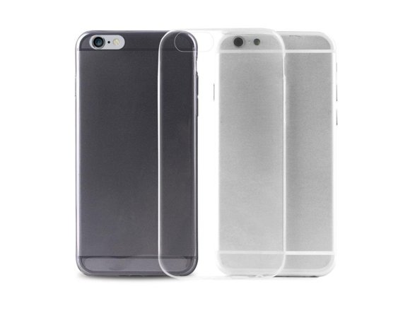 PURO 0.3 Nude etui iPhone 6/6 s (transparent)