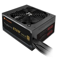 Thermaltake Toughpower 850W Modular (80+ Gold, 6xPEG, 135mm)
