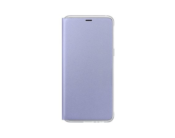 Samsung Neon Flip Cover A8 Orchid Grey
